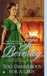 Too Dangerous For a Lady - Jo Beverley