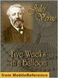 Five Weeks in a... - Jules Verne