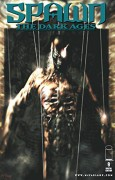 Spawn: The Dark Ages #9 - Brian Holguin,Liam McCormack-Sharp