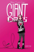 Giant Days Vol. 4 - John Allison,Max Sarin,Liz Fleming,Whitney Cogar,Jim Campbell