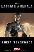 Captain America: The First Avenger #1: First Vengeance - Fred Van Lente,Luke Ross