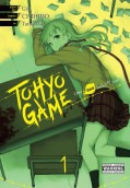 Tohyo Game, Vol. 1: One Black Ballot to You - G.O.,Chihiro