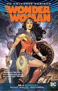 Wonder Woman Vol. 4: Godwatch (Rebirth) - Greg Rucka,Liam Sharp