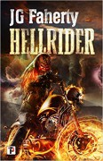 Hellrider (Fiction Without Frontiers) - J.G. Faherty