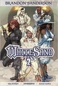 Brandon Sanderson's White Sand Volume 2 - John Hoskin,Brandon Sanderson