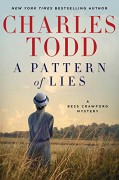 A Pattern of Lies: A Bess Crawford Mystery (Bess Crawford Mysteries) - Charles Todd