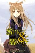 Spice & Wolf, Book 1 - Isuna Hasekura,Juu Ayakura,Paul Starr