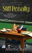 Stiff Penalty (A Mattie Winston Mystery Book 6) - Annelise Ryan