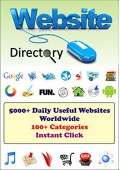 Website Directory - Vinayak Patukale