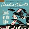 Cards on the Table (Audio) - Agatha Christie,Hugh Fraser