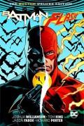Batman/The Flash: The Button Deluxe Edition - Tom King,Joshua Williamson,Jason Fabok,Howard Porter