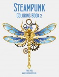 Steampunk Coloring Book 2 (Volume 2) - Nick Snels