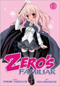 Zero's Familiar Omnibus 1-3 - Noboru Yamaguchi,Nana Mochizuki