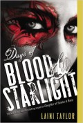 Days of Blood & Starlight (Daughter of Smoke and Bone) (Paperback) - Common - Laini Taylor