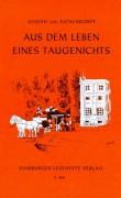 Hamburger Lesehefte. Nr.5. Aus dem Leben eines Taugenichts von Eichendorff. Joseph von (2011) Taschenbuch - Eichendorff. Joseph von