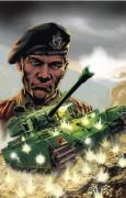 Garth Ennis' Battlefields Volume 7: The Green Fields Beyond TP (Battlefields (Dynamite)) - Carlos Ezquerra,Garth Ennis
