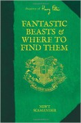 Fantastic Beasts and Where to Find Them (Harry Potter) - J.K. Rowling,Newt Scamander