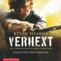 Verhext (Die Chronik des Eisernen Druiden 2) - HörbucHHamburg HHV GmbH,Kevin Hearne,Stefan Kaminski