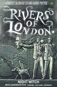 Rivers of London: Volume 2 - Night Witch - Ben Aaronovitch,Lee Sullivan Hill,Andrew Cartmel