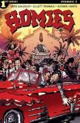 Homies #1 - David Gonzales,Elliott Serrano,Andrew Huerta