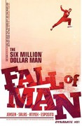 The Six Million Dollar Man: Fall of Man #1: Digital Exclusive Edition - Van Jensen,Ron Salas