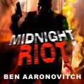 Midnight Riot: Peter Grant, Book 1 - Ben Aaronovitch,Kobna Holdbrook-Smith,Tantor Audio