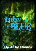 Ruby Blue - Julie Cassar