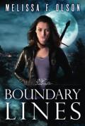Boundary Lines (Boundary Magic) - Melissa F. Olson