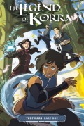 The Legend of Korra: Turf Wars Part One - Irene Koh,Various
