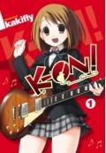 K-On! Volume 1 - Kakifly
