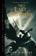 The Last Olympian  - Rick Riordan