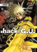 .hack// G.U. (novel) Volume 1: The Terror of Death - Tatsuya Hamazaki,Yuzuka Morita