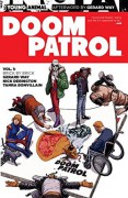 Doom Patrol Vol. 1: Brick by Brick (Young Animal) - Gerard Way,Nick Derington