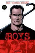 The Boys Omnibus, Vol. 1 TPB - Darick Robertson,Garth Ennis,Peter Snejbjerg