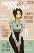 Pride and Prejudice (Marvel Illustrated) - Nancy Butler, Jane Austen