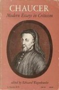 Chaucer: Modern Essays in Criticism - Edward Wagenknecht