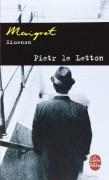 Pietr Le Letton - Georges Simenon