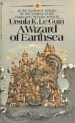 A Wizard of Earthsea (The Earthsea Cycle, #1) - Ursula K. Le Guin