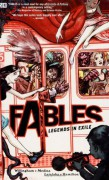Fables, Vol. 1: Legends in Exile - James Jean,Craig Hamilton,Lan Medina,Steve Leialoha,Bill Willingham