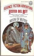 Moon of Mutiny - Lester del Rey