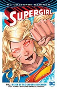 Supergirl (2016-) Vol. 1: Reign of the Cyborg Supermen - Steve Orlando,Brian Ching,Emanuela Lupacchino