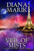 Veil of Mists (Seven Deadly Veils Book 2) - Diana Marik