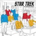 Star Trek: The Original Series Adult Coloring Book - CBS