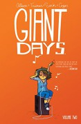 Giant Days Vol. 2 - Max Sarin,Lissa Treiman,John Allison