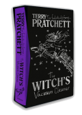The Witch's Vacuum Cleaner: Deluxe Hardback Collector's Edition - Terry Pratchett