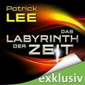 Das Labyrinth der Zeit (Die Zeitpforten-Thriller 3) - Audible Studios, Matthias Lühn,Patrick O'Brian