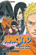 Naruto: The Seventh Hokage and the Scarlet Spring - Masashi Kishimoto