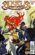 Angela: Asgard's Assassin (2014) #2 - Marguerite Bennett,Kieron Gillen,Phil Jimenez,Stephanie Hans