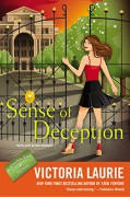 Sense of Deception: A Psychic Eye Mystery - Victoria Laurie