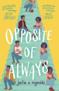 Opposite of Always - Justin A. Reynolds
